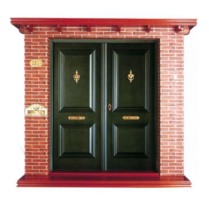 Puertas acorazadas viviendas puerta de seguridad para casa for Puertas para vivienda