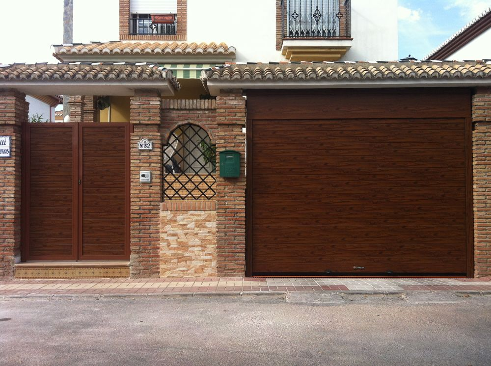 puerta garaje enrollable master