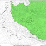 Delimitación del Plan de Centro de la ciudad de Granada